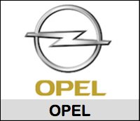 Painting code list Opel