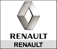 Painting code list Renault