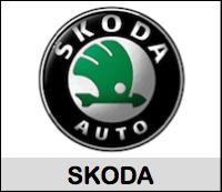 Liste der Farbcodes Skoda