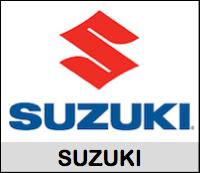 Liste code peinture Suzuki